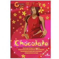 Tan Master, Крем для загара в солярии Chocolate, 15 мл