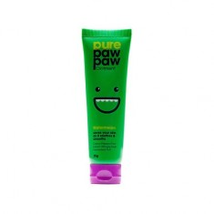 Pure Paw Paw, Бальзам для губ «Арбузная жвачка», восстанавливающий
