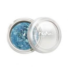 ruNail, дизайн для ногтей: слюда 0332