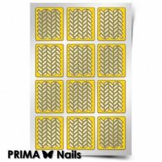 Prima Nails, Трафареты «Кирпичики 2»