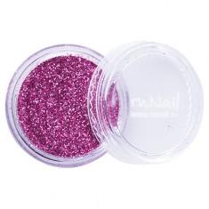 ruNail, дизайн для ногтей: блестки 0643 (Темно-розовый)