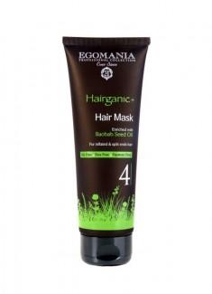Маска для непослушных и секущихся волос EGOMANIA