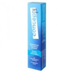 Concept Soft Touch - Крем-краска для волос безаммиачная, тон 10.38 Очень светлый холодный песочный блондин, 60 мл Concept (Россия)
