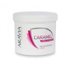 Aravia Professional - Карамель для депиляции Ванильно-сливочная, плотной консистенции, 750 г. Aravia Professional (Россия)