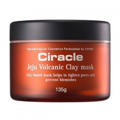 маска из вулканической глины чеджу ciracle jeju volcanic clay mask