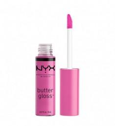 NYX PROFESSIONAL MAKEUP Блеск для губ, тающий на губах Butter Lip Gloss - Cotton Candy 26