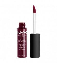 NYX PROFESSIONAL MAKEUP Матовая помада Soft Matte Lip Cream - Copenhagen 20