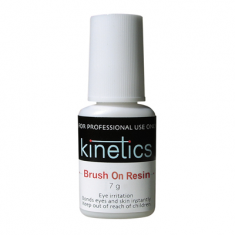 KINETICS Клей для типсов / Brush on Resin 7 мл