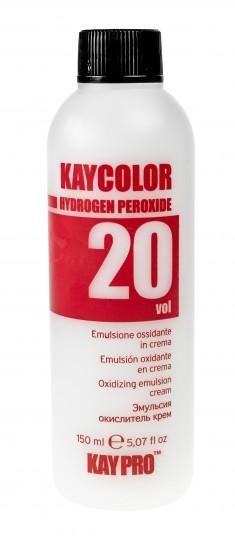 KAYPRO Эмульсия окислительная 20 vol (6%) / KAY COLOR 150 мл