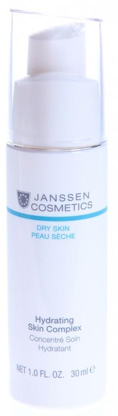 JANSSEN COSMETICS Концентрат суперувлажняющий с гиалуроновой кислотой / Hydrating Skin Complex DRY SKIN 30 мл