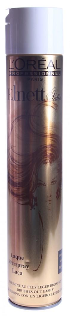 L'OREAL PROFESSIONNEL Лак атласный для волос Эльнетт Жеробоам / ELNETT LAQUE 500 мл LOREAL PROFESSIONNEL