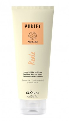 KAARAL Кондиционер восстанавливающий для поврежденных волос / Purify Reale Conditioner 75 мл