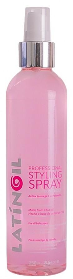 LATINOIL Спрей с маслом чиа для укладки волос / CHIA STYLING SPRAY 250 мл