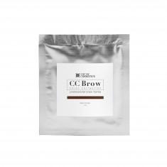 LUCAS' COSMETICS Хна для бровей, темно-коричневый (в саше) / CC Brow dark brown 5 г