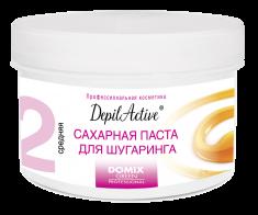 DOMIX Паста сахарная средняя для шугаринга / DepilActive DGP 650 г