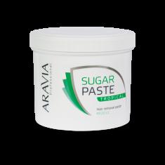 ARAVIA Паста сахарная средней консистенции для шугаринга Тропическая 750 г (8)