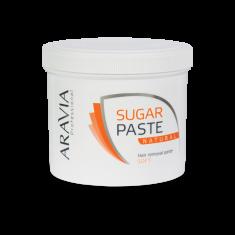 ARAVIA Паста сахарная мягкой консистенции для шугаринга Натуральная 750 г (8)