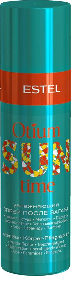ESTEL PROFESSIONAL Спрей увлажняющий после загара для тела / OTIUM SUN TIME 100 мл