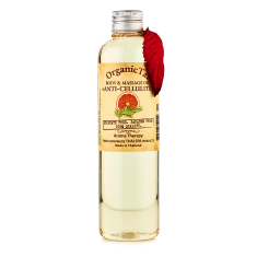 ORGANIC TAI Масло для тела и аромамассажа Антицеллюлитное 260 мл