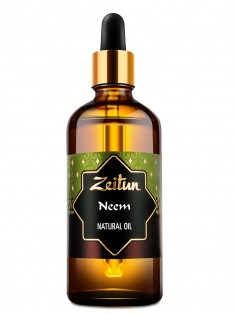 Натуральное растительное масло нима