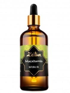 Натуральное растительное масло макадамии