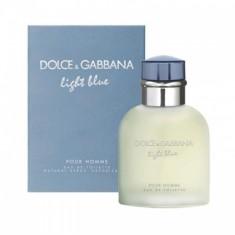 D&G LIGHT BLUE вода туалетная муж 40 ml DOLCE & GABBANA