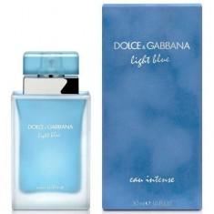 D&G LIGHT BLUE EAU INTENSE вода парфюмерная женская 50 мл DOLCE & GABBANA