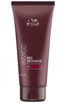 Wella Invigo Color Recharge Оттеночный бальзам-уход для красных оттенков 200мл