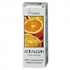 Масло апельсин эфирное 10мл Синам