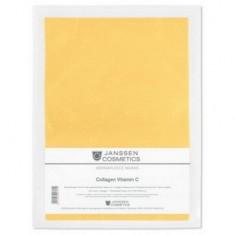 Янссен/Janssen Коллаген с витамином С /зеленым чаем (светло-оранжевый лист) 1лист J8104.912