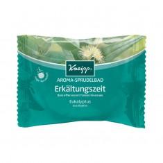 Kneipp Соль для жемчужной ванны ароматическая При холодной погоде шипучая таблетка 80г