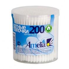 Ватные палочки Амелия стакан N200