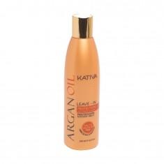 Kativa Argana несмываемый оживляющий концентрат для волос с маслом Арганы 250мл