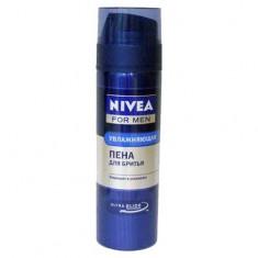 Нивея для мужчин пена для бритья мягкий уход 200мл (81700) NIVEA
