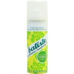 Батист/Batiste сухой шампунь Tropical 50мл