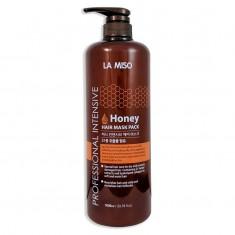 La Miso Professional Intensive Honey Hair Mask Маска для волос с экстрактом меда 1000мл
