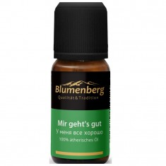 Blumenberg (Блюменберг) смесь эфирных масел У меня все хорошо 10мл