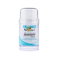 Дезодорант кристалл цельный, 60 г (DeoNat)