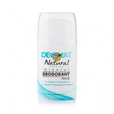 Дезодорант кристалл овальный цельный, 100 г (DeoNat)