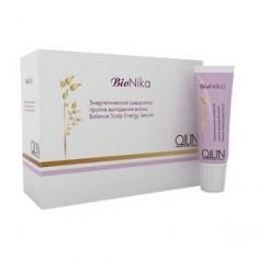 Энергетическая сыворотка против выпадения волос, 10 шт.*15 мл (Ollin Professional)