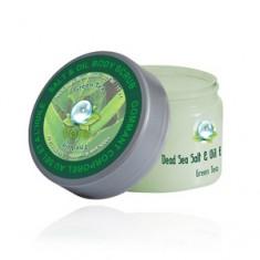 Скраб с экстрактом зеленого чая для тела, 600 г (Elizavecca)
