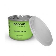 Жирорастворимый воск с экстрактом алоэ в банке, 400 мл (Kapous Professional)