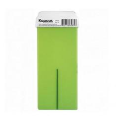 Жирорастворимый воск с микромикой с широким роликом, 100 мл (Kapous Professional)