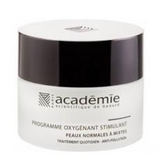 Программа кислородно-стимулирующая, 50 мл (Academie)