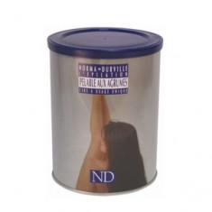 Воск с цитрусом горячий баночный для чувствительных зон, 800 г (Norma de Durville)