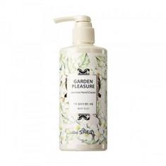 крем для рук the saem garden pleasure hand cream mellow jasmine