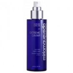 Miriam Quevedo Extreme Caviar Silk & Force Hair - Оживляющий спрей для волос с протеинами шелка и экстрактом черной икры, 150 мл