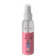 Estel, Детский спрей-сияние для волос, 100 мл