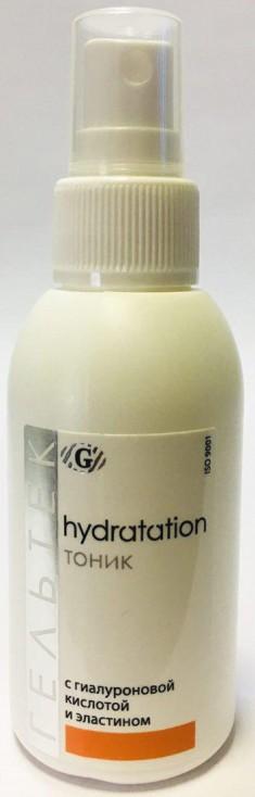 ГЕЛЬТЕК Тоник с гиалуроновой кислотой и эластином / Hydratation 100 г