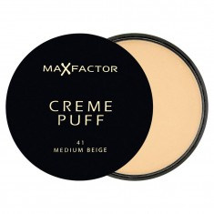 MAXFACTOR Тональная крем-пудра CREME PUFF №41 Medium beige